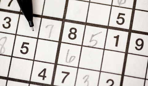 Sudoku Sehr Schwer